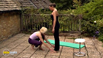 Still #5 from Pilates for Back and Posture