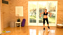 Still #1 from Tracy Anderson Method: Dance Cardio Workout