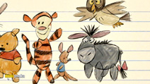 Still #6 from Winnie the Pooh: ABC's and 123's