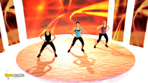 Still #5 from Christine Bleakley: The Workout