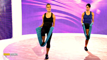 Still #8 from Christine Bleakley: The Workout