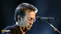 Still #4 from Eric Clapton and Friends: In Concert