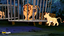 Still #4 from Leo the Lion: King of the Jungle