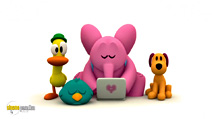 Still #2 from Pocoyo: Fun and Adventures