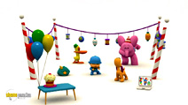Still #7 from Pocoyo: Fun and Adventures