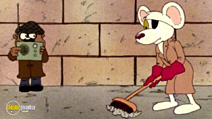 Still #1 from Danger Mouse: Danger Mouse Saves the World Again