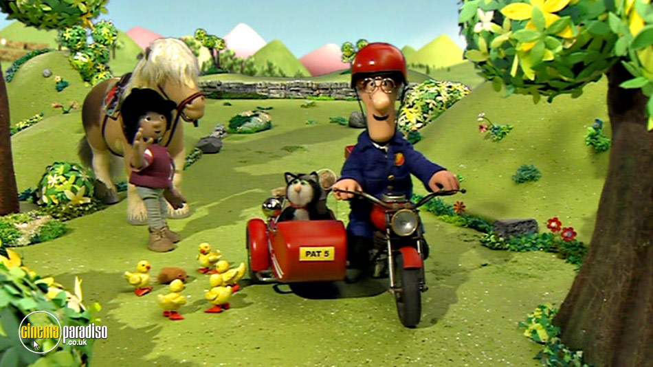 Postman Pat: Special Delivery Service: To the Rescue! online DVD rental