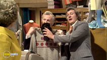 Still #3 from Are You Being Served?: Series 1