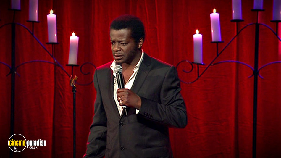 Stephen K Amos: Find the Funny online DVD rental