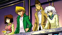 Still #1 from Yu Gi Oh!: Vol.12: Match of the Millennium