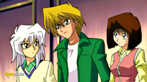 Still #2 from Yu Gi Oh!: Vol.12: Match of the Millennium