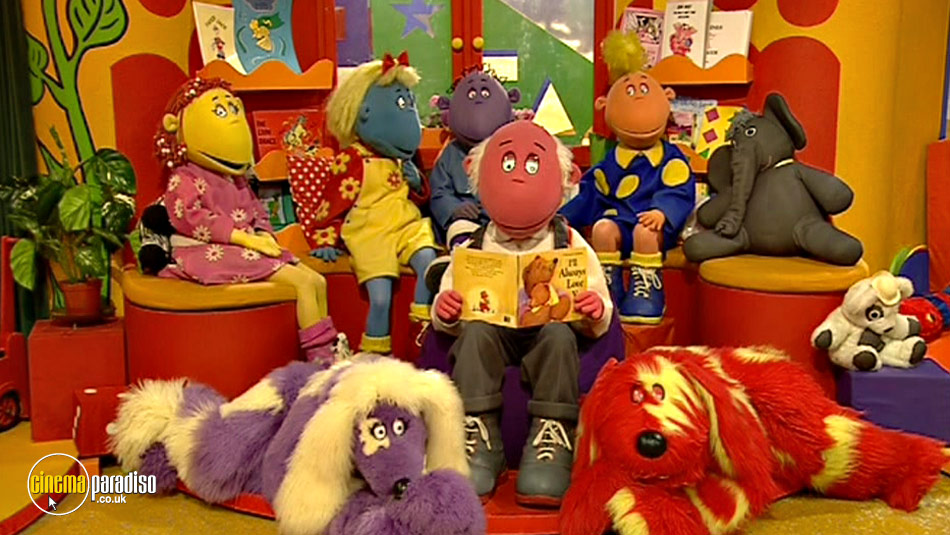 Tweenies Its Messy Time 1570 on oscar award time