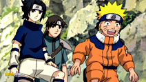 Still #5 from Naruto: The Lost Story