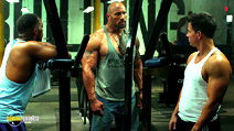 A still #20 from Pain and Gain with Dwayne Johnson