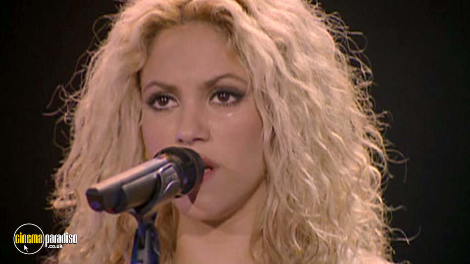 Shakira: Live and Off the Record online DVD rental