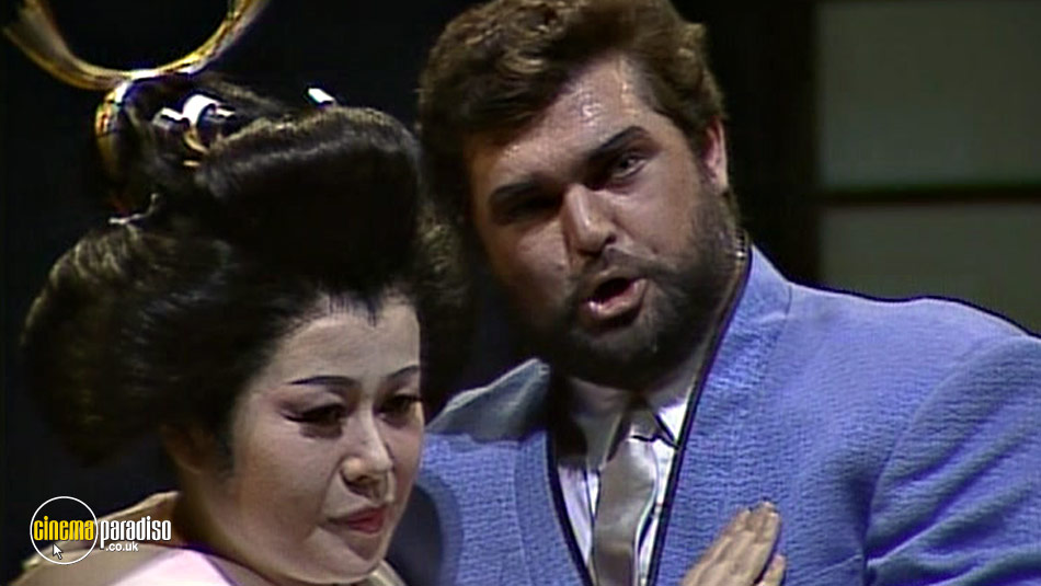 Puccini: Madama Butterfly: Teatro Alla Scala Maazel online DVD rental