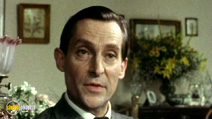 Still #2 from Sherlock Holmes: The Naval Treaty / The Solitary Cyclist