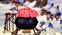 Still #3 from The Smurfs: 'Tis the Season to Be Smurfy