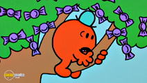 Still #3 from Mr. Men and Little Miss: Mr. Tickle Saves the Day and Twelve Other Stories