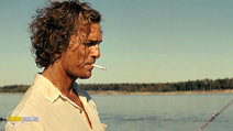 A still #21 from Mud with Matthew McConaughey