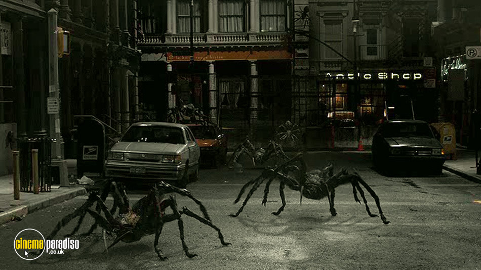 Spiders online DVD rental