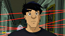 Still #3 from Jackie Chan Adventures: Series 1