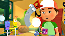 Still #1 from Handy Manny: Green Team