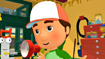 Still #2 from Handy Manny: Green Team
