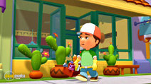 Still #3 from Handy Manny: Green Team