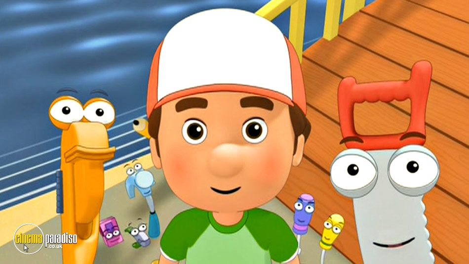 Handy Manny: Green Team online DVD rental