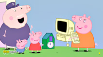 Still #2 from Peppa Pig: Potato City and Other Stories