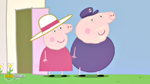Still #3 from Peppa Pig: Potato City and Other Stories