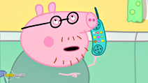 Still #4 from Peppa Pig: Potato City and Other Stories
