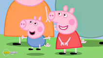 Still #5 from Peppa Pig: Potato City and Other Stories