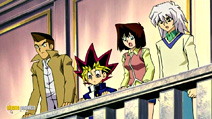 Still #2 from Yu Gi Oh!: Vol.11: Best of Friends, Best of Duelists
