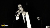 Still #2 from Nick Cave and The Bad Seeds: The Road to God Knows Where / Live at Paradiso
