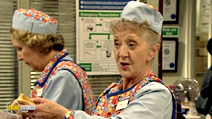 Still #3 from Dinnerladies: Series 1
