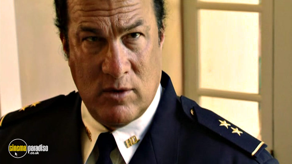 Steven Seagal: Lawman: Series 1 online DVD rental