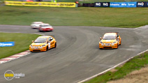 Still #5 from BTCC Review 2008