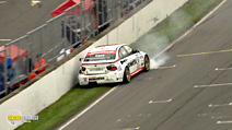 Still #8 from BTCC Review 2008