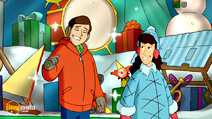 Still #5 from Curious George: A Very Monkey Christmas