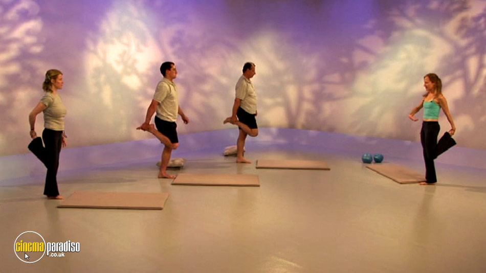 Lindsey Jackson's Pilates Essentials online DVD rental