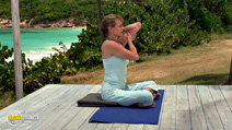 Still #7 from Yoga for Stress Relief