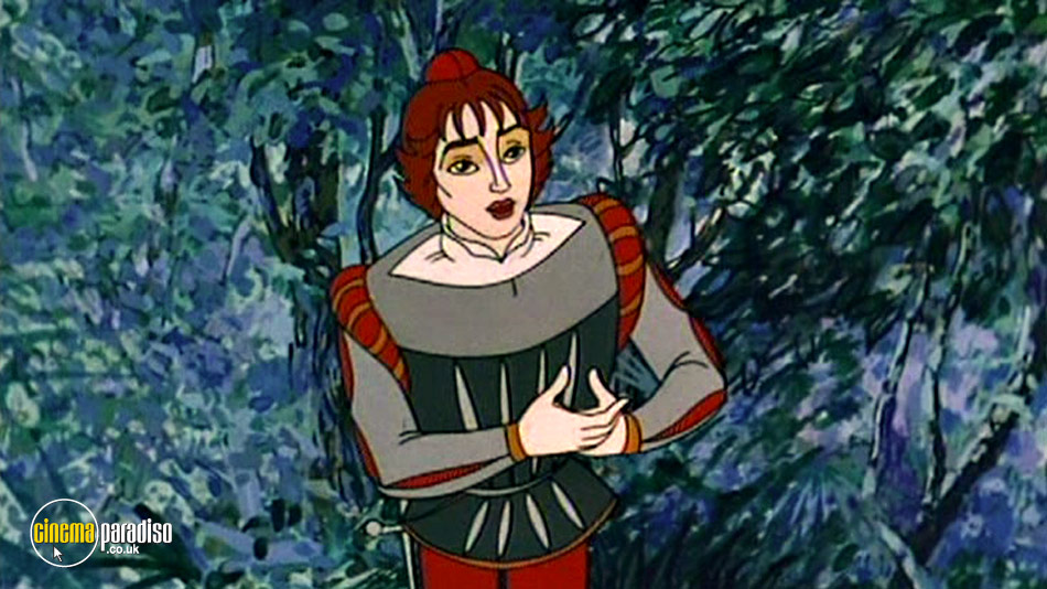 Shakespeare: The Animated Tales online DVD rental