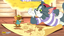 Still #6 from Tom and Jerry: Shiver Me Whiskers
