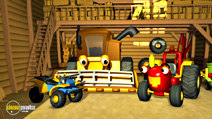Still #6 from Tractor Tom: The New Vehicle and Other Stories