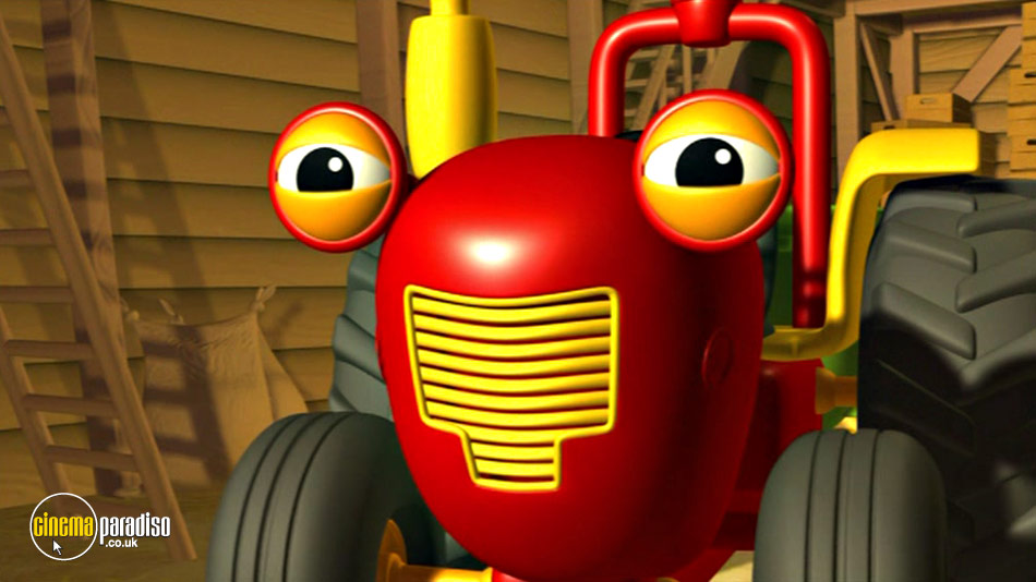 Tractor Tom: The New Vehicle and Other Stories online DVD rental