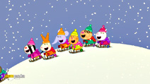 Still #3 from Peppa Pig: Cold Winter Day