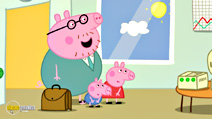 Still #8 from Peppa Pig: Cold Winter Day
