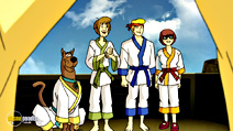 Still #8 from Scooby Doo and the Samurai Sword